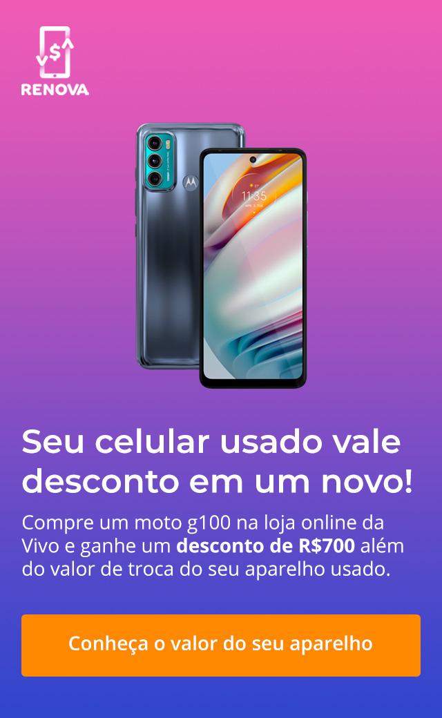 Seu celular usado vale até R$666,00*!